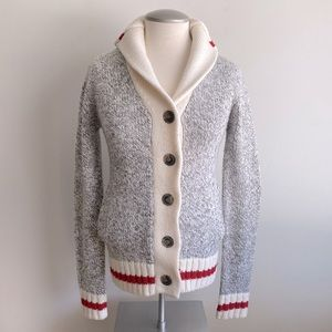 Bluenotes Cozy WoolSock Sweater with Pockets Small